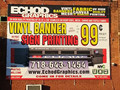 outdoor advertising banners