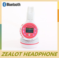 Sport bluetooth headset for mobile stereo bluetooth headphone with hands-free calling