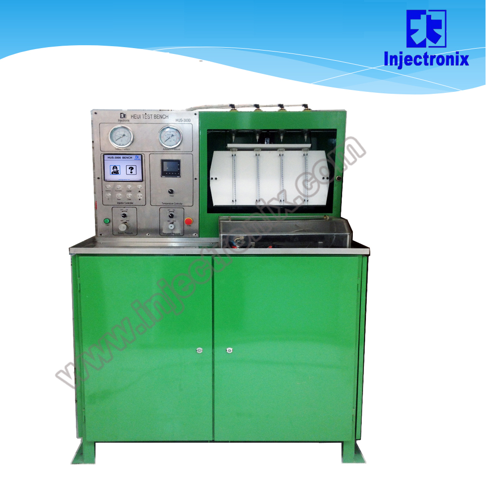 2017 china supplier of 4 heui injector tester used diesel test bench