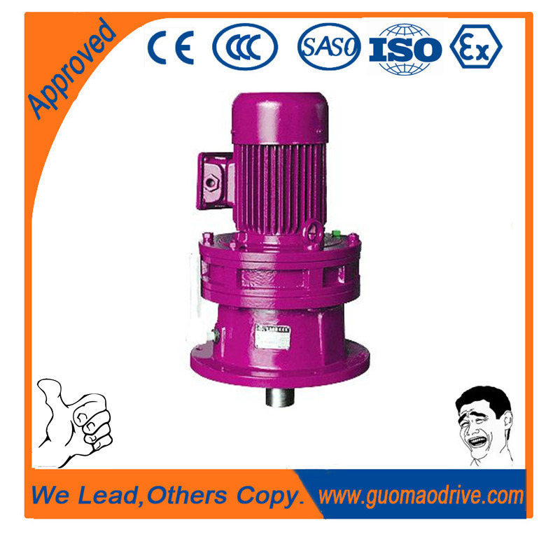 High bearing capacity and low noise planetary transmission variator