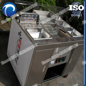 High quality gas fryer broasted chicken machine 0086-13838527397