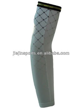 Custom Lycra Compression Arm And Leg Sleeves