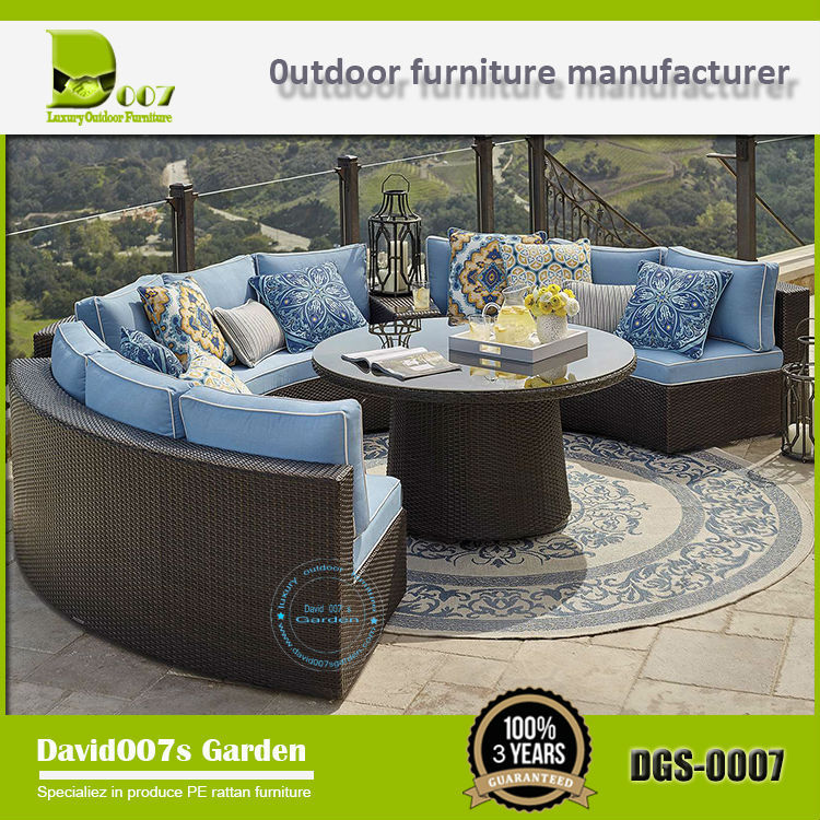 All Weather Hd Designs Outdoor Furniture Sofa Design Dgs 0007 Buy Sofa Bed
