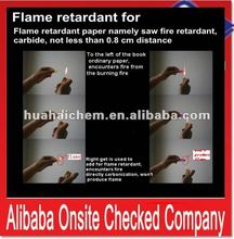 new flame retardant 2012 chemical used in fire retardant compound