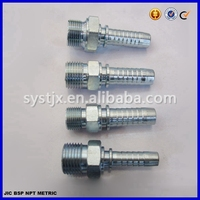 CEL 10411 10511 hydraulic male fitting
