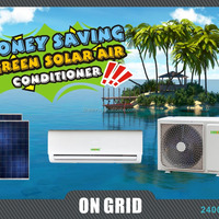 Direct Manufacturer On Grid Solar Powered