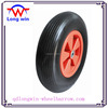 16 inch PU polyurethane foam wheelbarrow tire ,rubber wheel 4.00-8