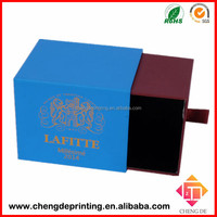 top grade drawer cardboard small product packaging box