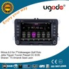 ugode wince 6.0 7 inch 2 din car dvd player with gps for Volkswagen Polo golf Passat