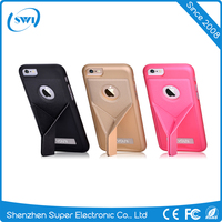High quality leather phone case for iphone 6 6s