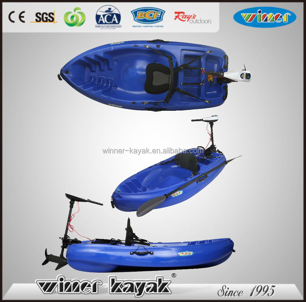 One seater No inflatable mini power boats for children