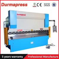 Competitive Price DELEM WE67K 200T 3200mm CNC Press Brake Bending Machine Price Auto Hydraulic Press