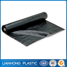 Breathable polypropylene weed mat, degradable grid weed mat for agricultural field. UV treated grid mat from China factory.