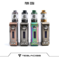 2018 Newset  Punk 220W kit With TS-120X coil 0.15ohms(70W-120W)