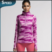 DHL free shipping Ladies Sports Compression Muscle fit Rush Guard Shirt