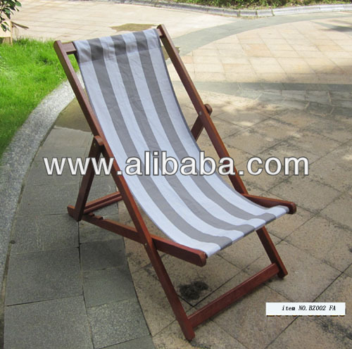 UK traditional deck chair at factory-direct price