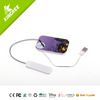 Kingree good price portable mini usb charger led reading lamp for student. snake led reading lamp light with battery