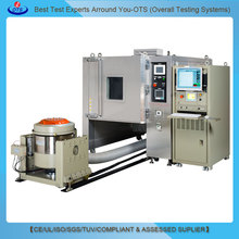 Temperature Humidity Vibration Test Chamber Functional Equipment