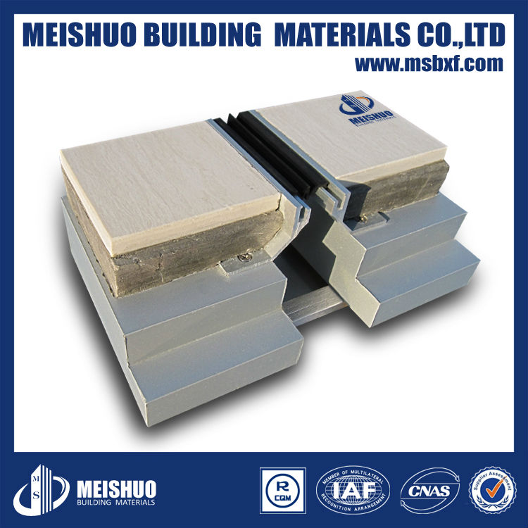 Jiangsu allway bearing metal floor covers/expansion joints bridges