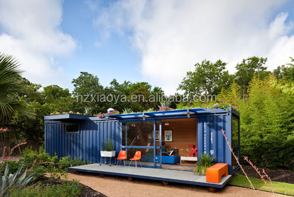 Container Guest House With Tree And Grass Amazing Cargo Container