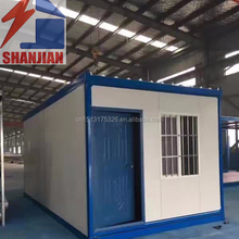 2018 Light Frame Folding Container Homes/Container Building/open side container