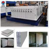 concrete foam insulation wall panel machine/ESP wall panel making machine
