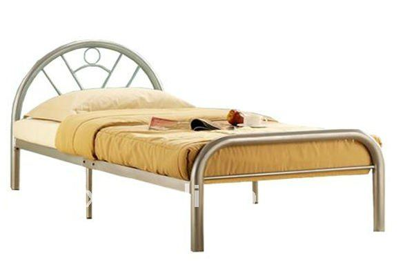 Single Metal Beds with prime quality,best price from Hebei,China