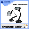 Factory Price 5x 8xtable Stand Magnifying Inspection Lamp