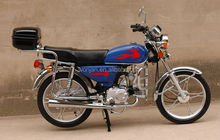 EEC Certified 50cc Street Legal Bike WJ50 for South Africa