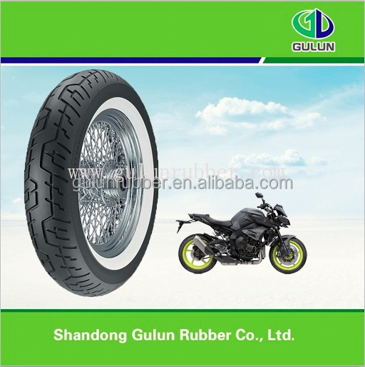 China motorcycle tubeless tyre manufacturer tire 110/90-17 100/90-17