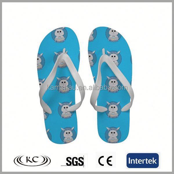 best selling austrilia animal blue eva sheet slipper