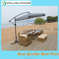 2016 hot sales waterproof leather outdoor furniture