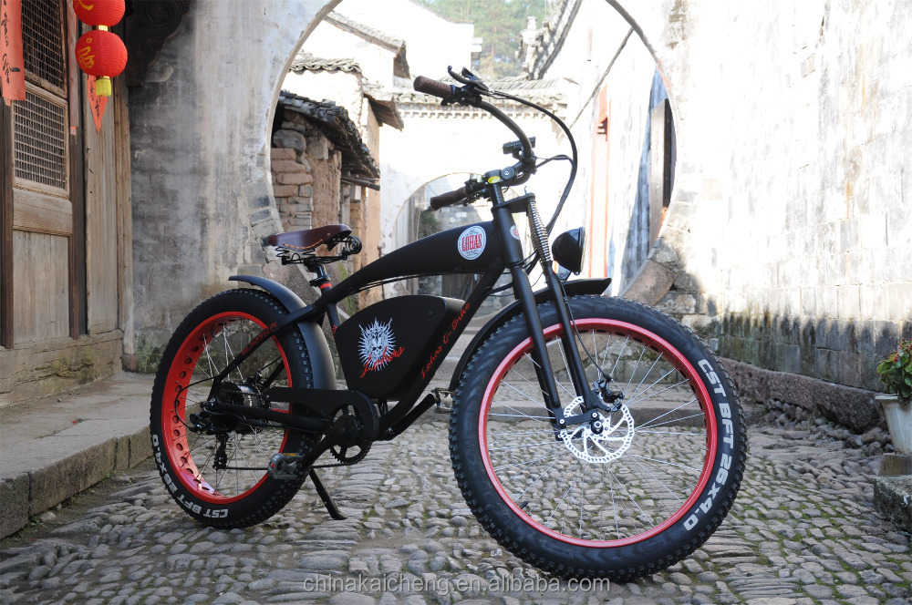 26' very cheap electric motorized bicycles 48v made in China