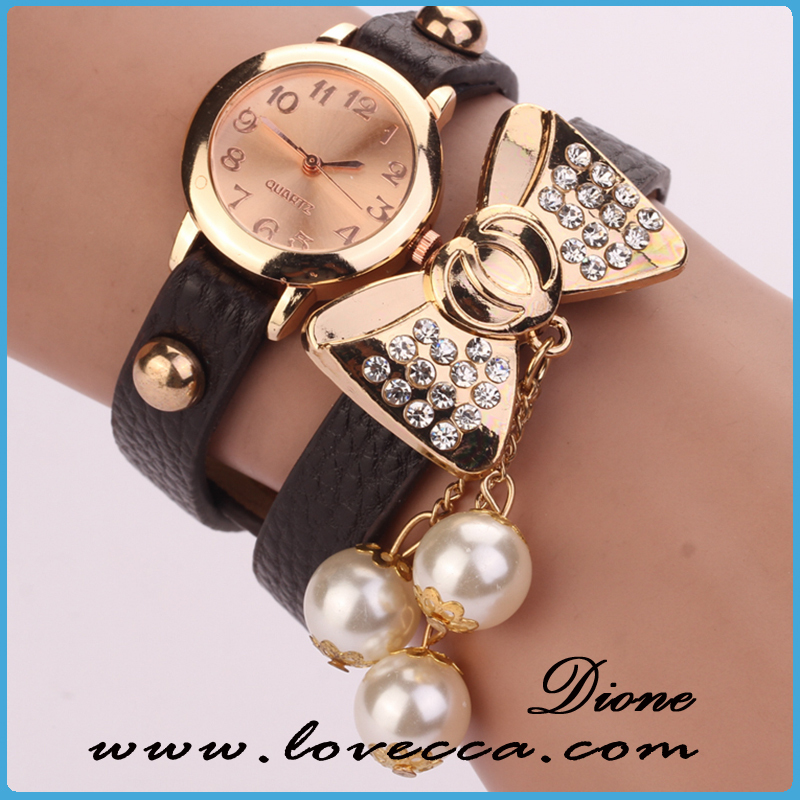 Factory Guangzhou wrist watch wholesale ladies bracelet wrist watch