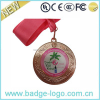 Best Quality Custom Medal with Ribbon