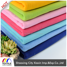 cheap Custom printed 100% polyester fleece fabric, polar fleece fabric for garment/home textile