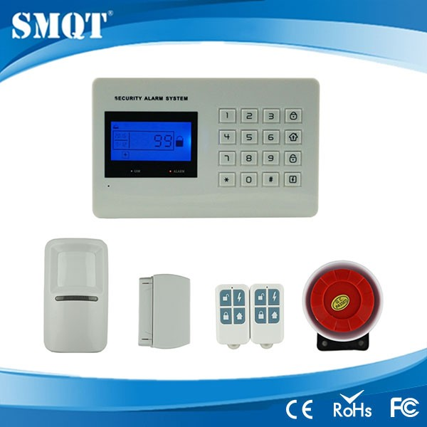 Wireless alarm controller , wireless remote control vibration alarm
