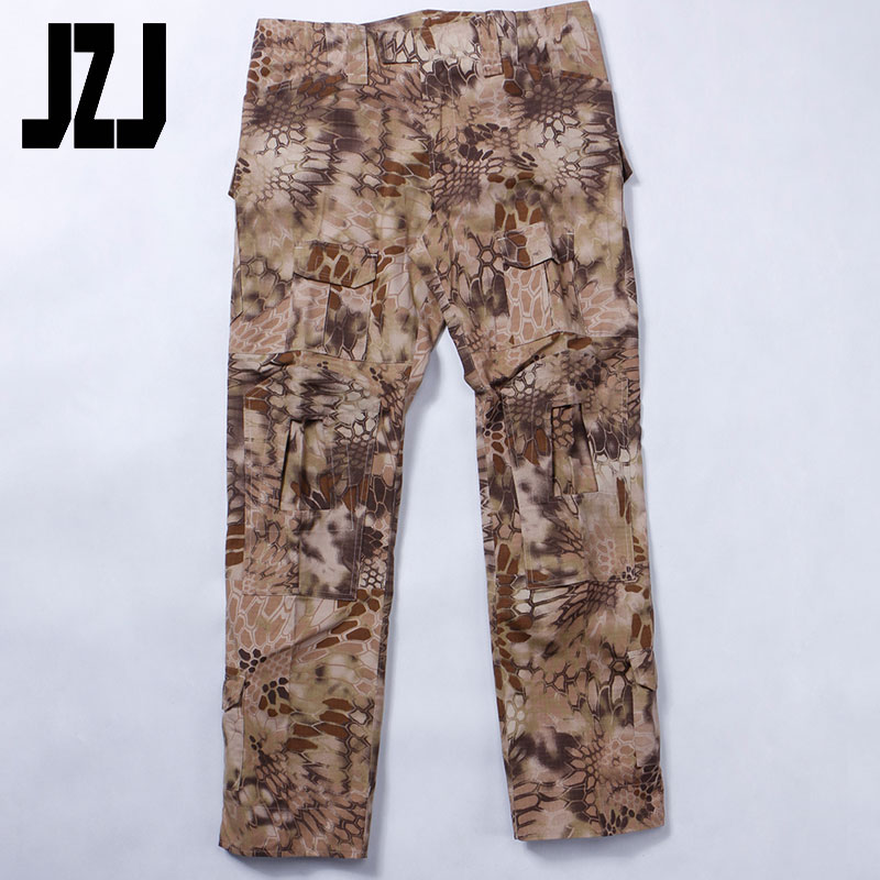 Tactical Ripstop military pants fashion ripstop military cargo pants