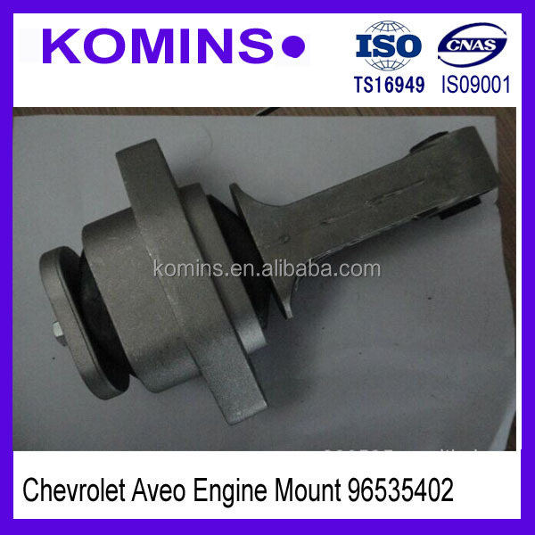 96535402 Rubber Engine Mounting for Chevrolet Aveo 1.6L GM