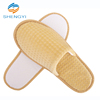 Good quality slippers home guest felt foot warmers slippers set disposable house fashion rubber slippers