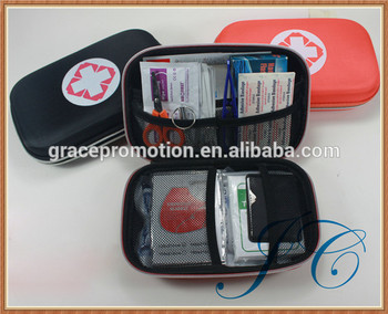 Wholesale mini travel emergency first aid kit bag for giveaway