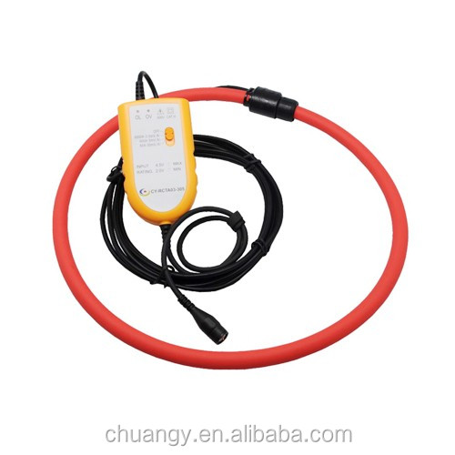 clamp-on flexible rogowski coil current transformer clamp-on current transformers