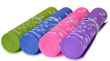 Tomking high quality yoga mat Fashionable pvc yoga mat