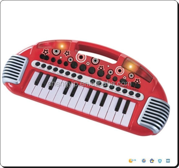 Kid's educational Musical Toys Cartoon Piano Children Electronic Organ Keyboard