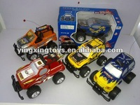 hot plastic rc sport utility vehicle toy