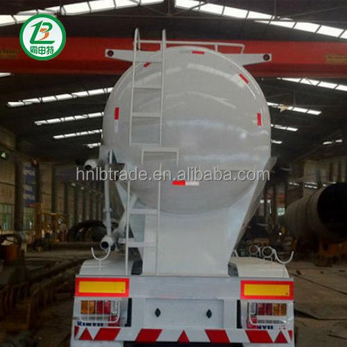 eaton axles granule tank truck fuel tanker semi trailer