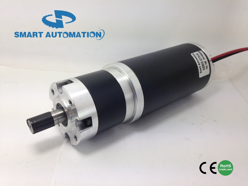63zyt High Torque 12V 24V Dc Planetary Geared Motor, upto 30Nm