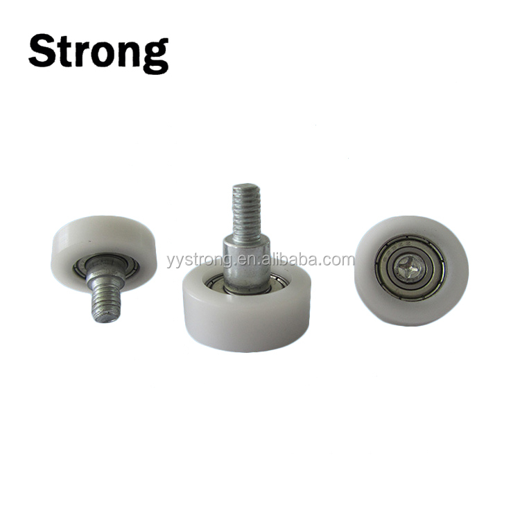 Standard/Custom OEM POM/Steel different types of pulleys