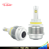 2015 make in china 2S 9004 Plug And Play car led headlight with 30w 3600lm