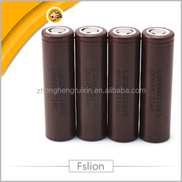 Tesla battery LG HG2/HE4/HE2/MH1/MJ1/HD2 /HB2 3.7V 3000mah 20A 18650 LG cell wtih high discharge